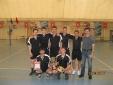 Открытый чемпионат района по волейболу среди мужских команд